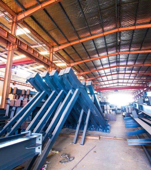 Produkcja części i elementów metalowych