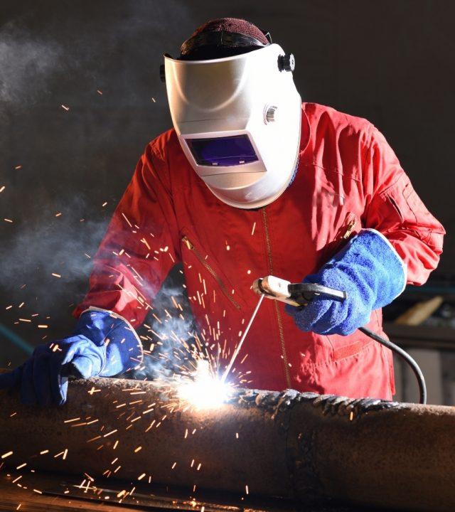 Produkcja konstrukcji stalowych